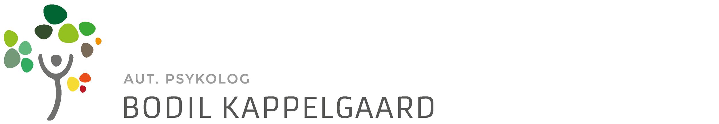 Psykolog Bodil Kappelgaard Logo